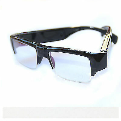 Die Brille mit Kamera