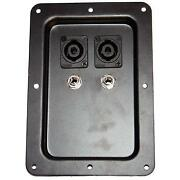 Speaker Jack Plate
