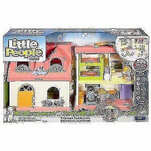 LITTLE PEOPLE SURPRISE SOUNDS HOME AT TEDDY N ME