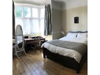 A Beautiful large Double Room in west London at North Acton Zone 2, W3 6TX, free wifi