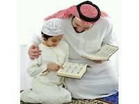 Quraan/islamic studies male/female teacher