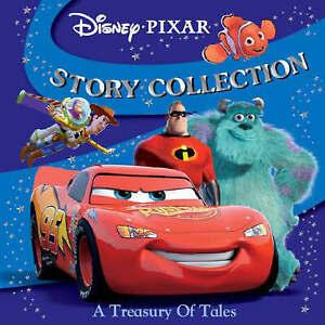 Disney Pixar Story Collection (Disney Story Collection),    Hardcover Book   Goo