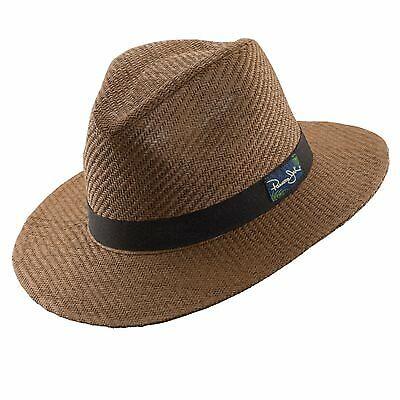 Panama Jack Matte Toyo Ribbon Safari Sun Hat