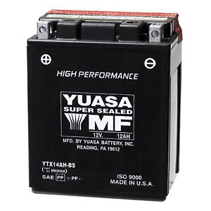 Battery for ATV's & Side x Side's - Conventional, Gel, Lithium