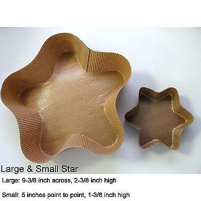 Novacart Star Paper Baking -