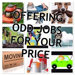 NEED HELP? IM OFFERING TO HELP OUT WITH ODD JOBS!! Caloundra Caloundra Area Preview