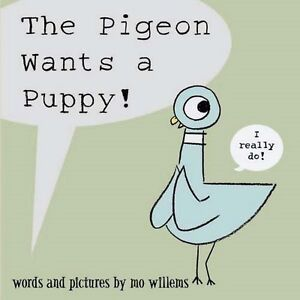 Looking For 'Pigeon'  Books