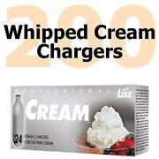 200 Cream Chargers