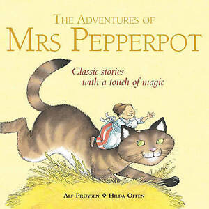 The Adventures of Mrs Pepperpot, Proysen, Alf Paperback Book