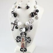 Chunky Cross Necklace