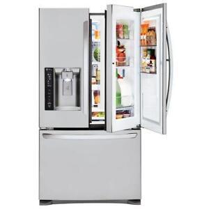 Réfrigérateur de 23,9 pi³ Stainless LG ( LFXS24566S )