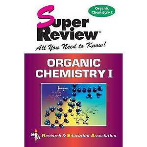 Organic Chemistry Super Review  BOOK NEW