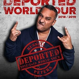 Russell Peters – Thursday November 15 – Sec 310, Row 1