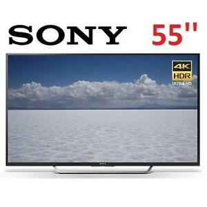 REFURB SONY 55'' 4K XBR55X700D TV - 128042922 - SMART ULTRA HD LED 60Hz