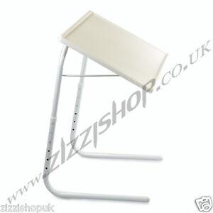 Adjustable Bedside Table Ebay