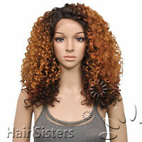 Outre lace front synthetic wig Irene DR27613