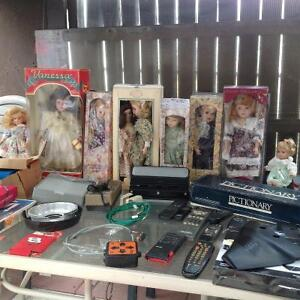 DOLLS AND GAS CANS