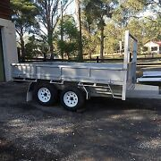 Flat Top Tandem Trailer Pitt Town Hawkesbury Area Preview