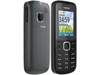 Nokia C1-01 Unlocked Camera Bluetooth Mobile Phone