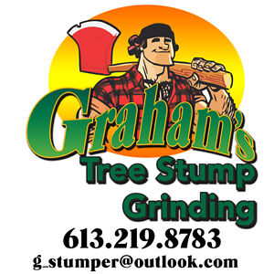 TREE STUMP GRINDING SERVICE