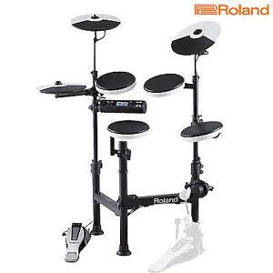 Roland TD4- Electric Drum Kit