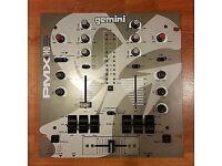 gemini mixer pmx 140