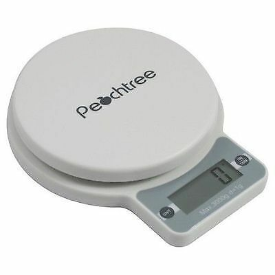 Peachtree Digital Kitchen Scale