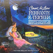 ferrante and teicher vinyl concert for lovers Merriwa Wanneroo Area Preview