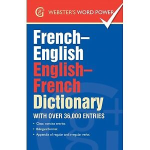 WANTED: French English Dictionary
