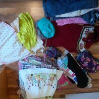 Girls mix clothing. Size 3T, 4T and 5T - Summer - Fall & Winter