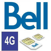 Free Bell SIM Card Avaiable with Business Order