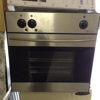 Omega 600mm electric fan oven