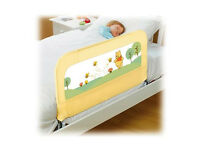 Winnie the Pooh folding Bed Rail / guard