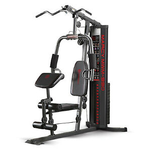 Home Gym marcy 150 lbs