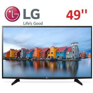 REFURB LG 49'' 49LH5700 SMART HDTV - 129934080 - 1080P LED