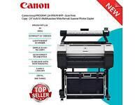 Canon imagePROGRAF iPF670MFP L24 LARGE FORMAT printer