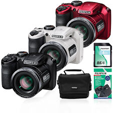 Fujifilm FinePix S4800 Bridge Camera Bundle