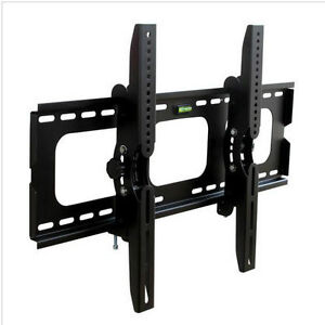 Ultra-Slim Adjustable Tilting Wall Mount Bracket for TV Longueuil / South Shore Greater Montréal image 2