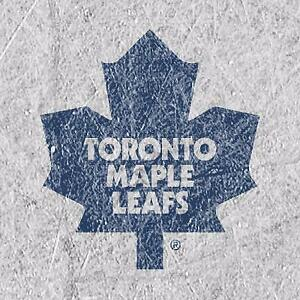 MAPLE LEAFS vs. VANCOUVER CANUCKS - JAN 5 - 2 TICKETS - PURPLES