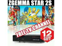 Zgemma star 2s one year warranty gift