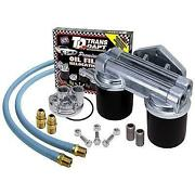 Oil Filter Relocation Kit