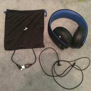 40$ OBO for PlayStation headphones