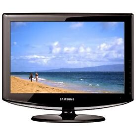"19"" SAMSUNG lcd TV great picture has freeview hdmi and remote can deliver"