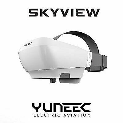 Yuneec Skyview FPV Goggles TYPHOON H TORNADO H920 First Person Drone YUNTYSK