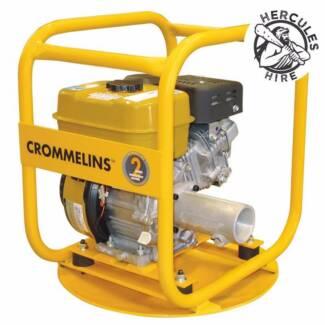 Hercules Hire - Crommelins concrete vibrator