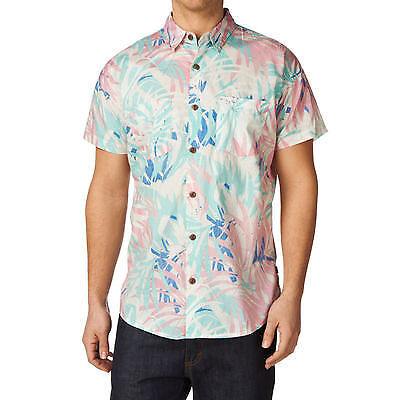 Crockett Mens Short Sleeve Shirt