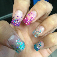 Special! New sets of Gel Nails for $30