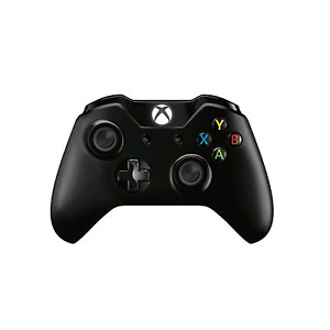 Black Xbox One X Controller