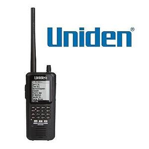 OB UNIDEN HANDHELD DIGITAL SCANNER BCD436HP 190198249 WITH HPBP AND PHASE 2 OPEN BOX