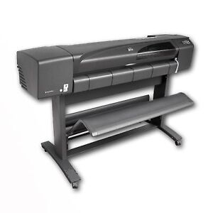 "HP DesignJet 800 (42 inch) *Prints 42"" wide up to 150 feet"